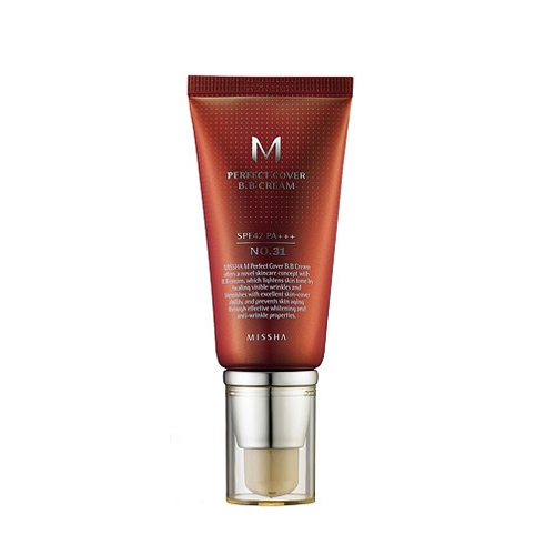 MISSHA M Perfect Cover BB Cream #31 (50ml) (weight : 130g)