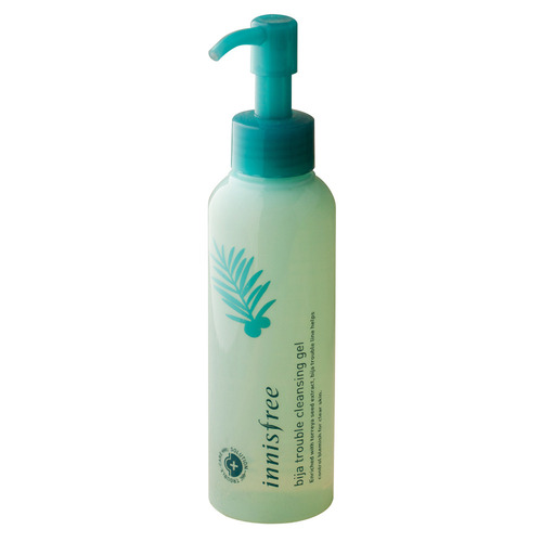 Innisfree Bija Trouble Cleansing Gel 150ml (weight : 250g)