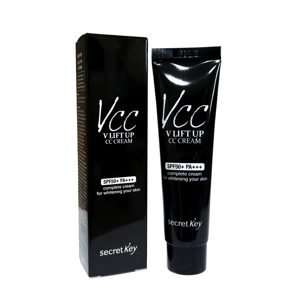 SECRETKEY V Line Lift Up CC Cream 30ml SPF50+ PA+++ (weight : 90g)