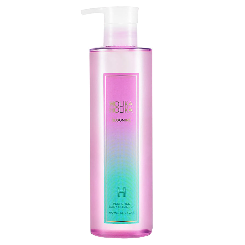 Holika Holika Blooming Perfumed Body cleanser 390ml (weight : 600g)