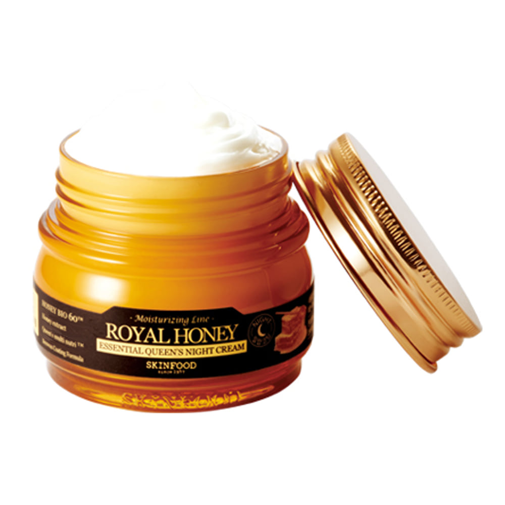 SKINFOOD-Skin Food Royal Honey Essential Queen's Night Cream 63ml (weight : 180g)