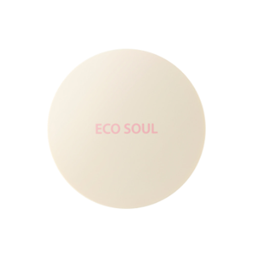 THESAEM-The Saem Eco Soul Bounce Cream Foundation Matt 15g SPF30 PA++ (weight : 140g)