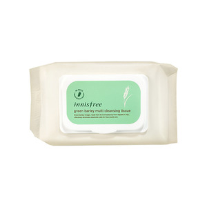 Innisfree Green Barley Cleansing Tissue 50Sheets(250g) (weight : 400g)
