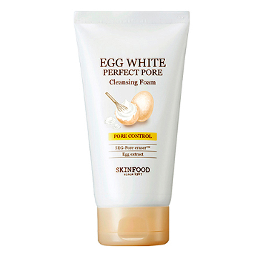 SKINFOOD-Skin Food Egg White Perfect Pore Cleansing Foam 150ml