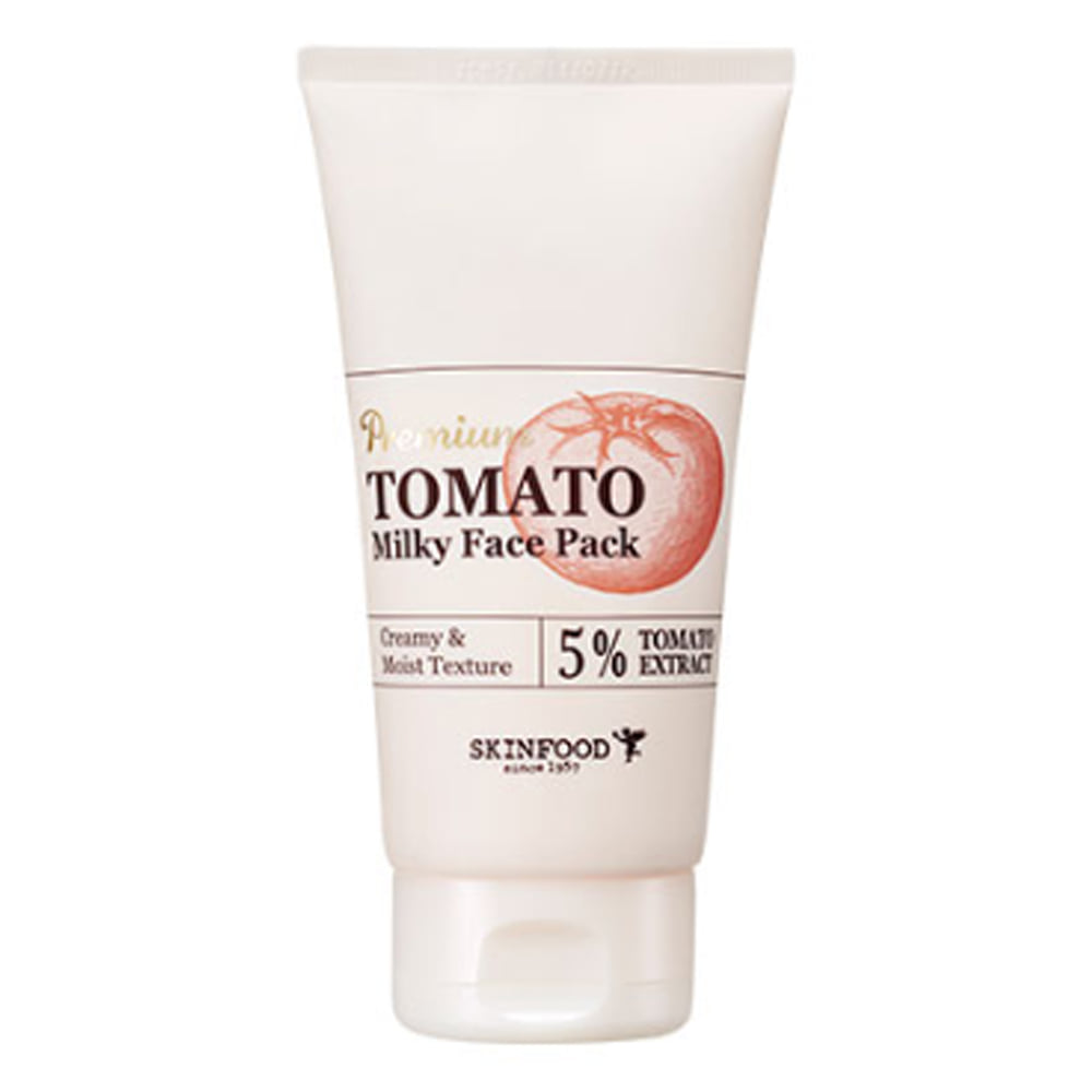 SKINFOOD-Skin Food Premium Tomamo Milky Face Pack 150g (weight : 200g)