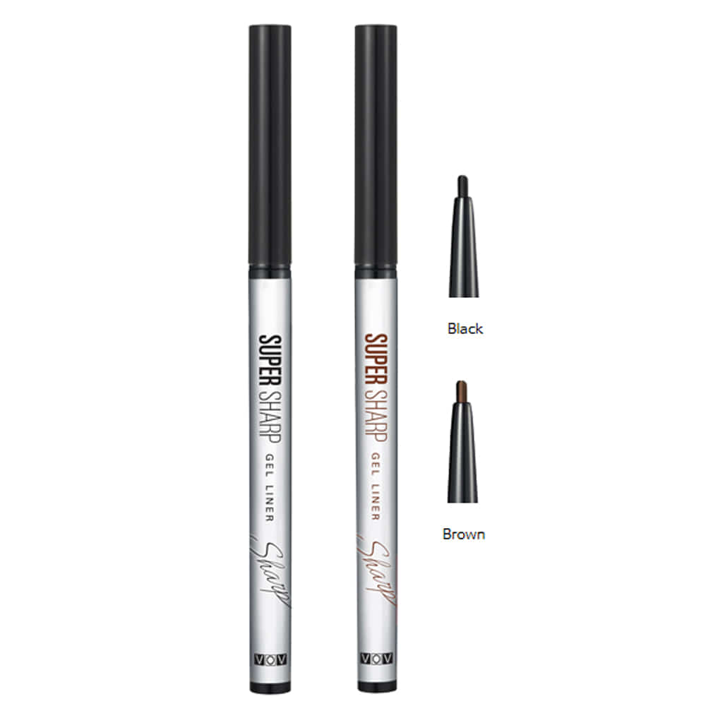VOV Super Sharp Gel Liner 0.14g
