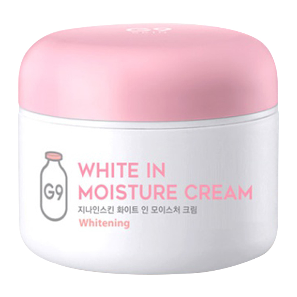 G9 Skin White In Moisture Cream 100g