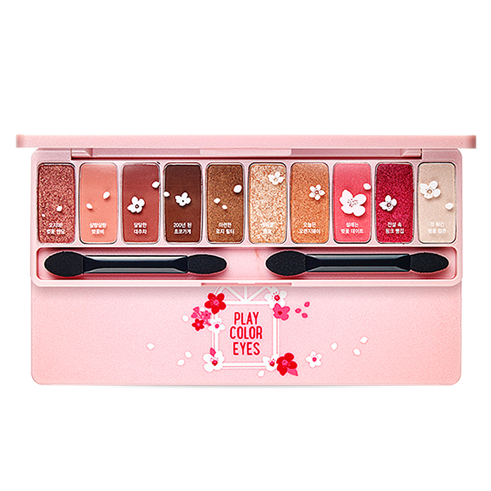 Etude house Play Color Eyes #Cherry Blossom 0.8g x 10