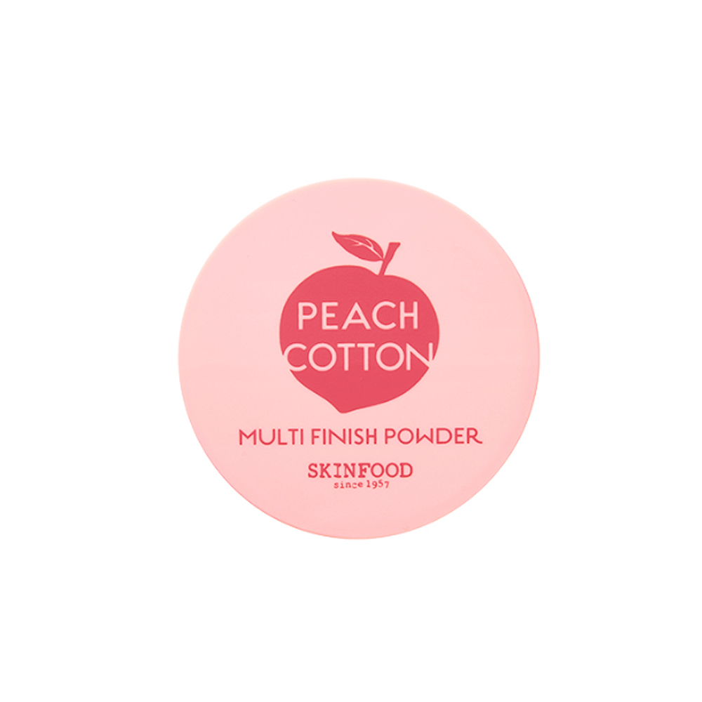 SKINFOOD-Skin Food Peach Cotton Multi Finish Powder 15g
