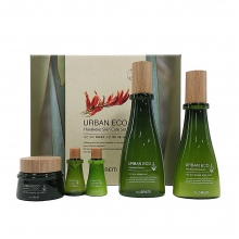 THESAEM-The Saem Urban Eco Harakeke 3 Skin Care Set (weight : 1200g)