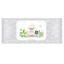 THESAEM-The Saem Healing Tea Garden white tea Cleansing Tissue 60ea (weight : 420g)